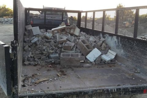 BRICK REMOVAL / RECYCLING